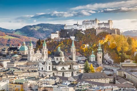 Salzburg RARITÄT: HERRSCHAFTLICHES ANWESEN IM NONNTAL ZUM VERKAUF