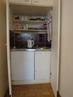 Schrankküche freies App./Gelegenheit: schönes Appartement zu Verkaufen