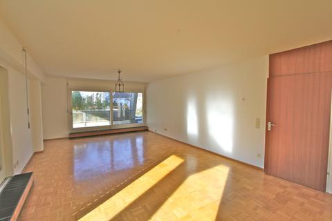 Wohnen Für Terrassenliebhaber, schöne 2-Zimmer-Wohnung mit 2 großzügigenTerrassen, Bestlage Menterschwaige