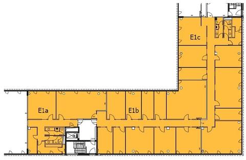 Grundriss 2OG STOCK - PROVISIONSFREI - Moderne Architektur in der Parkstadt Schwabing