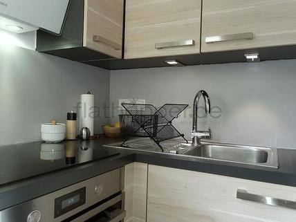 Bild 11 FLATHOPPER.de - Hochwertiges Apartment mit Balkon - auch für Homeoffice - in Schwabing - Freimann