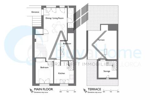 floorplans-ps03085 Trend Zweitwohnsitz: Charmantes Penthouse mit privater Dachterrasse in der Altstadt von Palma