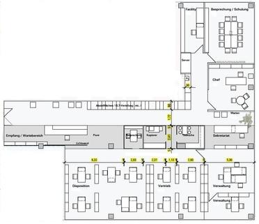 GR 3OG STOCK - Moderne Bürofläche zum unschlagbaren Preis-Leistungsverhältnis!