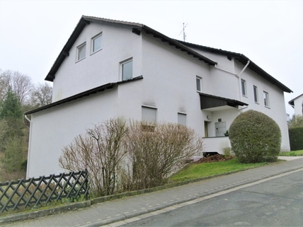 Rückseite Wirtschaftshaus Wohnen und Arbeiten - dieses Anwesen bietet vielfältige Möglichkeiten