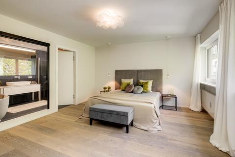 Schlafzimmer Exquisite Stadtwohnung mit Loftambiente zum Erstbezug