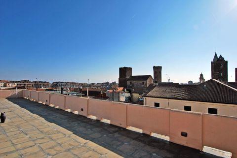 Lastrico e vista Charmantes Penthouse mit eigenem Glockenturm