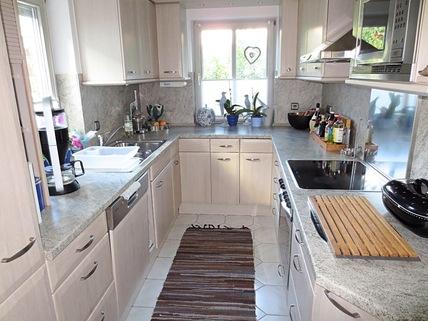 Küche EG **Großzügiges 2-Familien-Reiheneckhaus mit Doppelgarage**voll unterkellert**