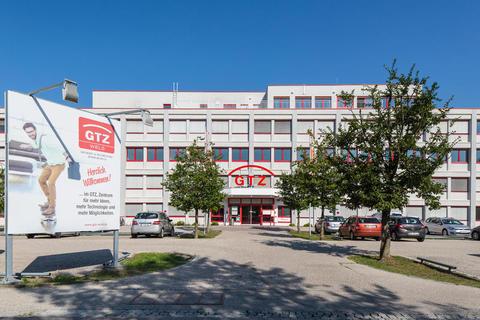 Aussenansicht12 Sonniges 2 Raum Büro im GTZ Wels Top 32b, provisionsfrei