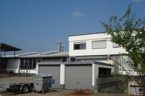 Wohnung über der Halle Gewerbeliegenschaft mit 5 Wohneinheiten
