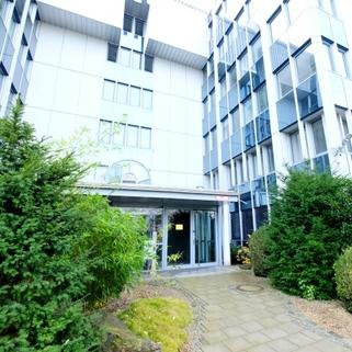 Eingang Eigener Firmensitz auf großzügigem Grundstück