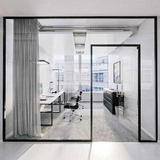 Innen4 Dynamisch im Münchner Osten ... Bürocampus hell, modern und neu revitalisiert
