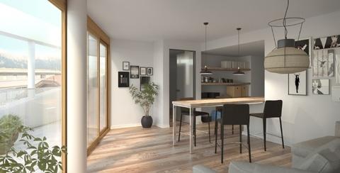 Wie Sie wohnen können Charmantes 2-Zimmer-Apartment mit Aussicht!