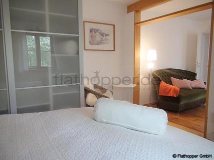Bild 9 FLATHOPPER.de - Charmante, neu renovierte und ruhige 2-Zimmer- Wohnung mit Sonnenterrasse im Vorgar