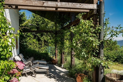 Herrliches Naturschatten-Platzerl NATURSCHÖNHEIT!<br /> Traumhaus mit Bergblick<br /> - 20 Min. in die Stadt Salzburg!