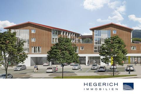 Hausham 3 HEGERICH IMMOBILIEN: Gartenwohnung in der Alpenregion Tegernsee-Schliersee   Neubau
