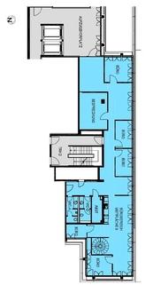 Grundriss 1 OG_252qm Traumbüro in elegantem Neubau