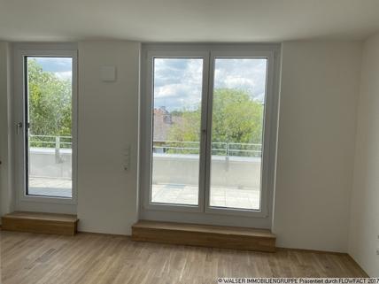 Beispiel Apartment * Dachterrassen-Apartment* im NEUBAU my room active! Für Studenten und Azubis *