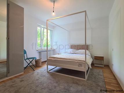 Bild 6 FLATHOPPER.de - Erstbezug! Schöne 3,5- Zimmerwohnung mit großer Terrasse in Unterhaching bei Münche