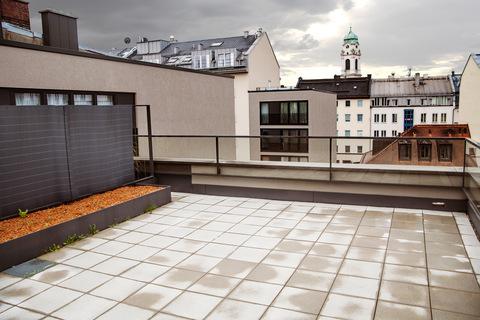 Dachterrasse Haidhausen - 2,5 Zi-Whg. mit großer Dachterrasse