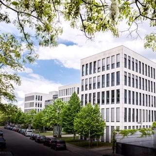 Ansicht 2 Repräsentative Büros in chicem Neubau