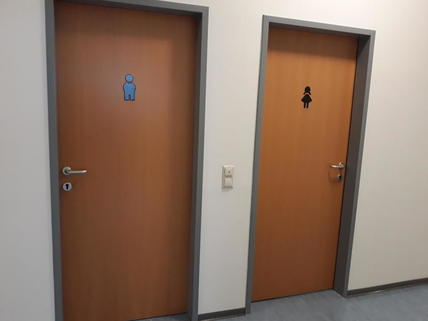WC Attraktive Bürofläche im Südteil des 3. OG BIZ Wels