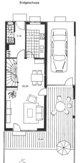 Erdgeschoß Familienfreundliches Reihenmittelhaus in schöner, ruhiger Lage Ottobrunn/Riemerling