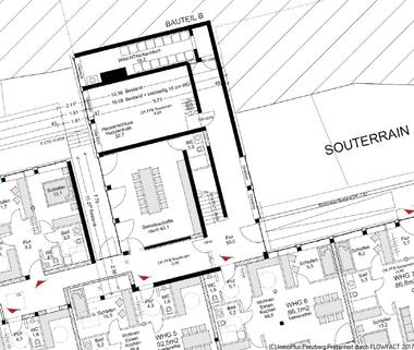 Gemeinschftsraum-Waschraum 4,5 Zi-Whg-Barierefrei mit KFW 55 am Seidlpark