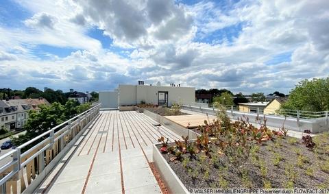 Dachterrasse Schickes Dachterrassen-Apartment! Für Studenten/Azubis *ERSTBEZUG*