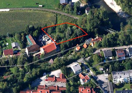Christkindl Freizeitgrundstück Steyr/Christkindl  in Hochwassergefahrenzone
