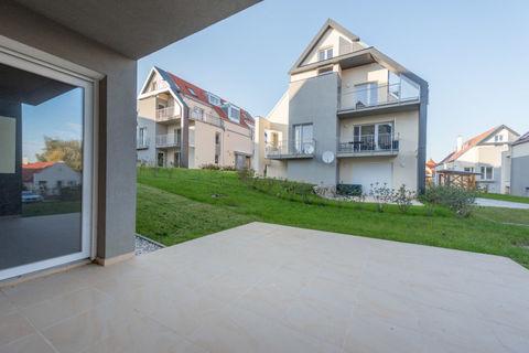 Terrasse Sehr attraktives Renditeobjekt mit 6 Wohneinheiten in Thermalkurort Hévíz in Ungarn