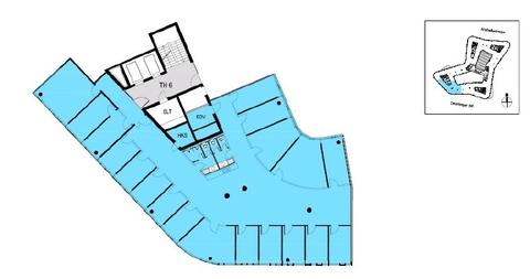 Grundriss_4OG_567qm Formvollendete Büros in elegantem Neubau