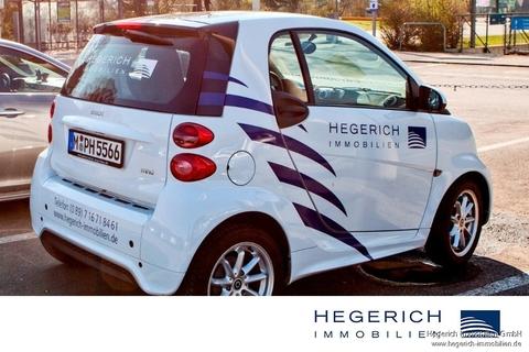 Ihr neuer Stellplatz! HEGERICH: Duplex-Tiefgaragen-Stellplatz in Schwabing