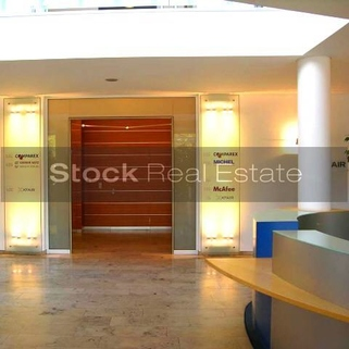 Eingang STOCK - PROVISIONSFREI - Preisgünstige Büroräume in Unterschleißheim