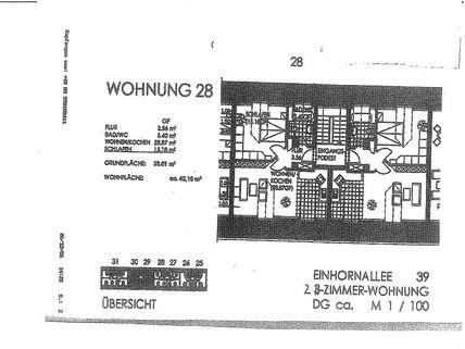 Grundriss Denkmalgeschütztes Haus - mit neuem Dachausbau in 2006