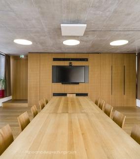 10 moderne Büroflächen im Hall-Haus zu vermieten