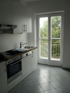 Küche RESERVIERT: Gepflegte Kapitalanlage in Zentrumsnähe - Stilvoll und gut vermietet