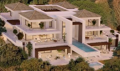 N54950038_mvc-001f.jpg Herrliches Ambiente, Luxus Villa, Benahavis - Marbella