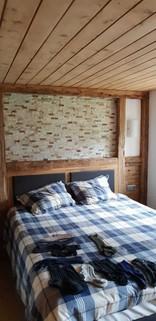 Schlafzimmer Geschlossener Hof eine Tiroler Rarität