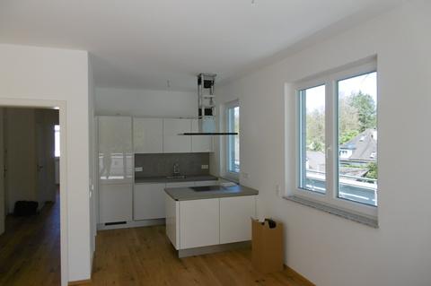 Küche Dachterrassentraum: Erstbezug! Exklusive 2-Zimmerwohnung mit großer Dachterrasse!