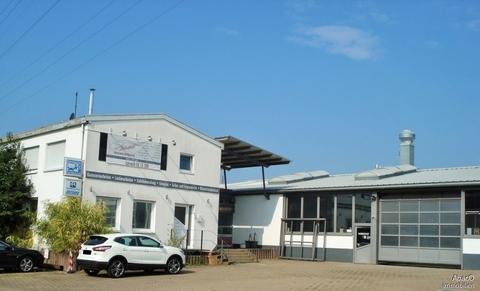 Ansicht Gebäude Gewerbeliegenschaft mit 5 Wohneinheiten