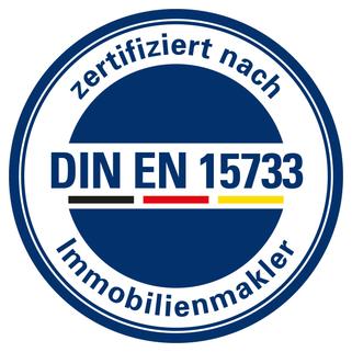 Zertifiziert DIN-EN-15733 Verkauft - Hier verwirklichen Sie Ihre Wohnträume