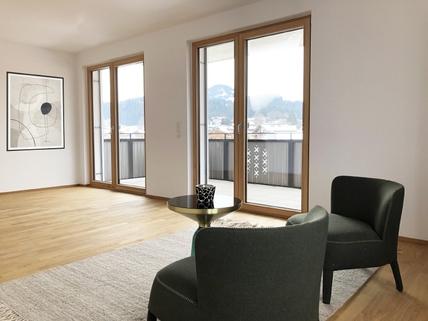 Küche Top 13 NEUBAU Eigentumswohnung - 3 Zimmer mit KAISERBLICK