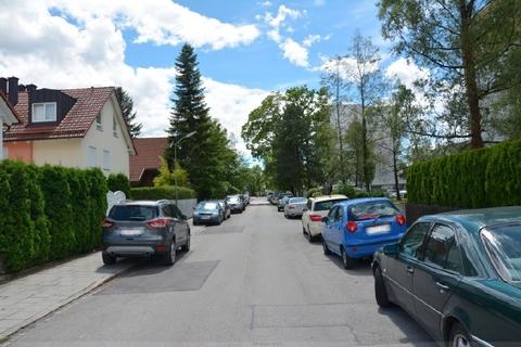 Umgebung Doppelhaushälfte in Waldtrudering