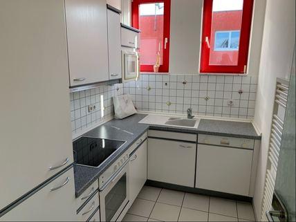 Küche Bürogebäude Ideale Kombination aus Gewerbe und Wohnen