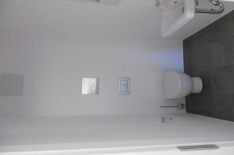 Gäste-WC Dachterrassentraum: Erstbezug! Exklusive 2-Zimmerwohnung mit großer Dachterrasse!