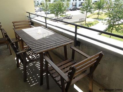 Bild 9 FLATHOPPER.de - Elegante 2-Zimmer-Wohnung mit Stellplatz und Balkon in München - Riem