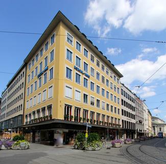 Gebäudeansicht Beste Lage - Altstadt - Moderne Büroräume zur Untermiete