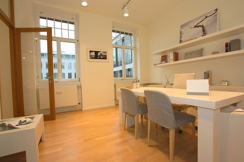 Büro STOCK - Provisionsfrei - Top Showroom od. Büro am Prinzregentenplatz