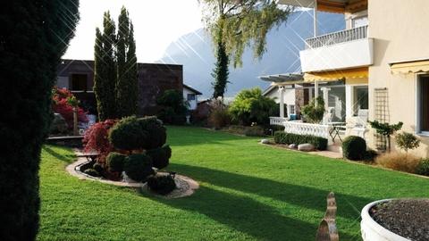 Garten Panoramavilla Schwaz