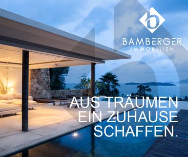 Bamberger Immobilien 2 RARITÄT: HERRSCHAFTLICHES ANWESEN IM NONNTAL ZUM VERKAUF
